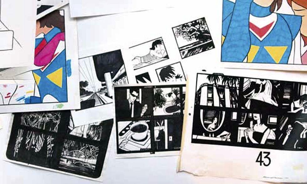 'Raccolta 1992-2012' - Intervista ad Alessandro Baronciani
