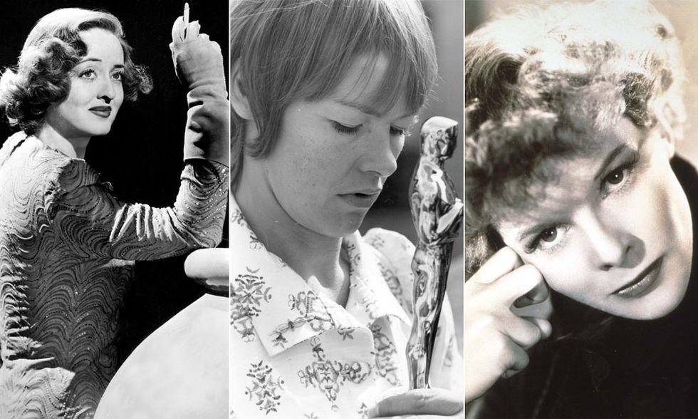 Oscar, le attrici più premiate nella storia dell'Academy - Foto