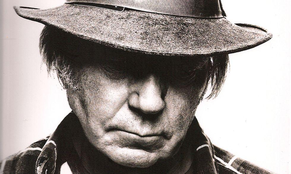 Neil Young, 'Il sogno di un hippie'