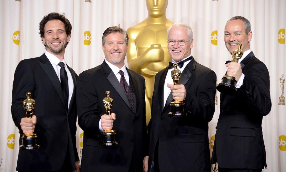 Vita di Pi, effetti speciali da Oscar