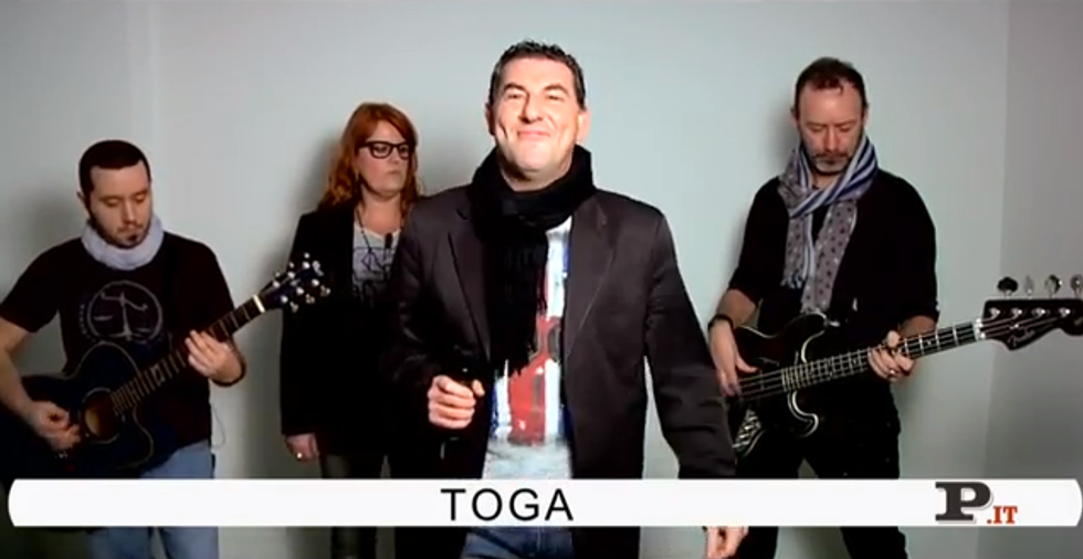 Toga a Panorama Unplugged