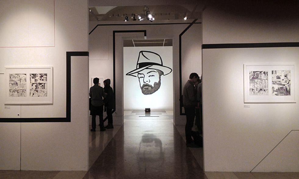 Bilbolbul 2013: la letteratura disegnata di Vittorio Giardino