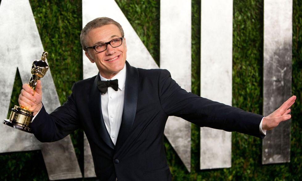 Christoph Waltz, una carogna da Oscar