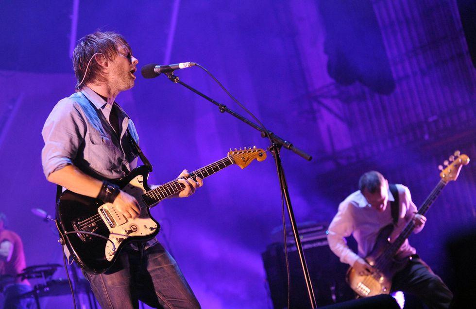 Atoms for peace: il disco geniale della band di Thom Yorke e Flea