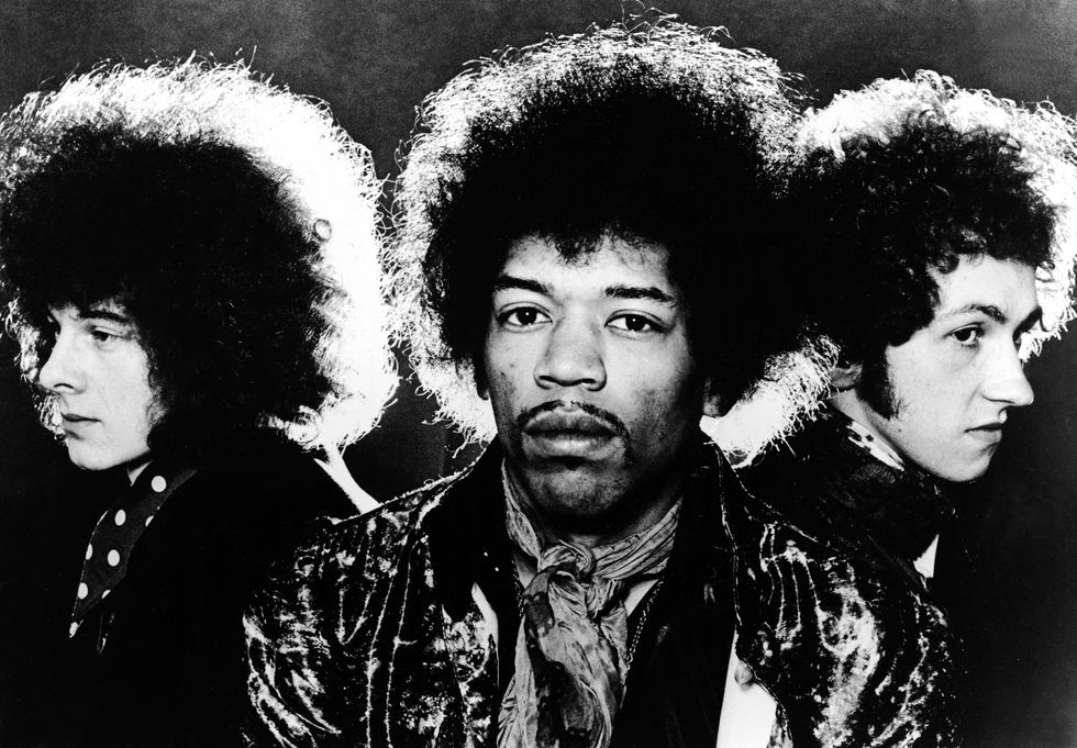 Jimi Hendrix: la recensione di People, Hell and Angels