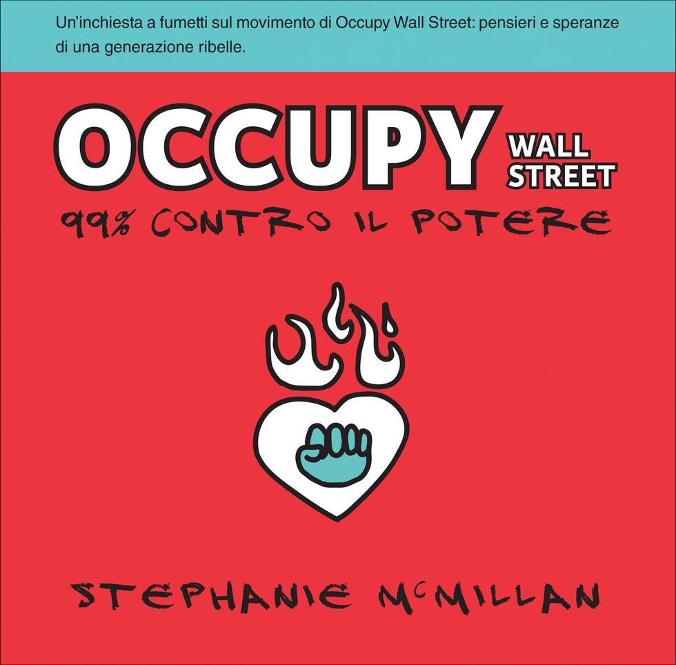 Occupy Wall Street a fumetti