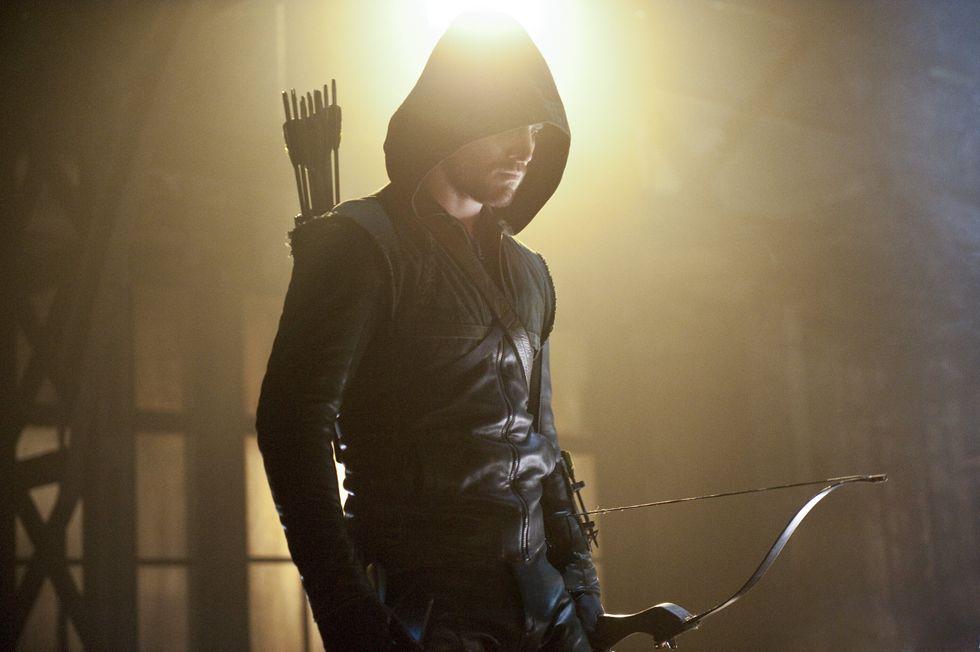 Arrow, con Stephen Amell è il fenomeno della stagione