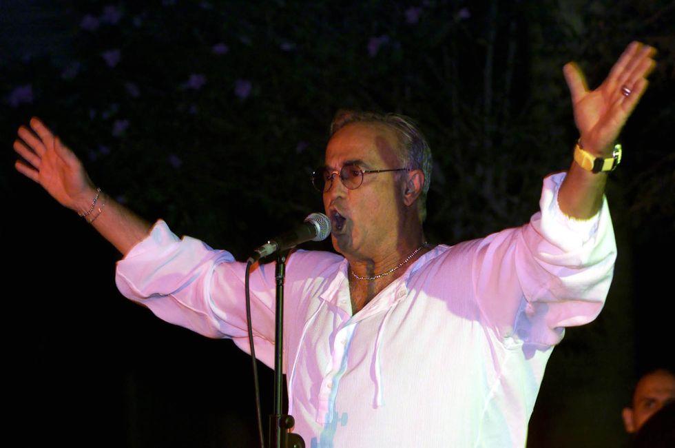 Franco Califano avrebbe 80 anni: un ricordo del cantautore