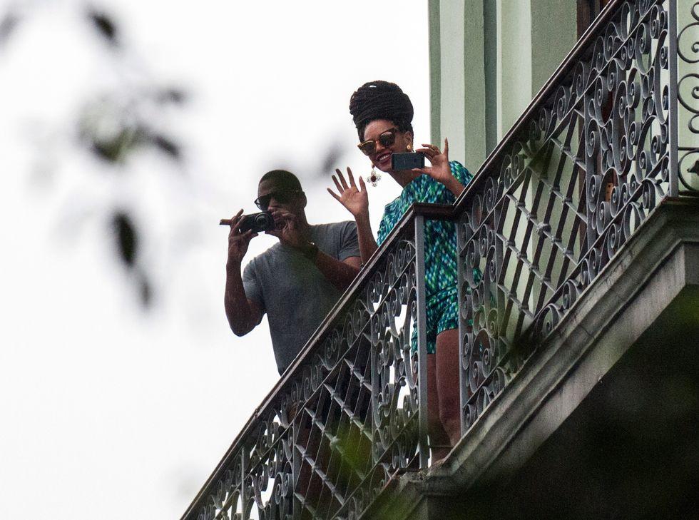 Jay-Z e Beyoncé a Cuba: i repubblicani all'attacco