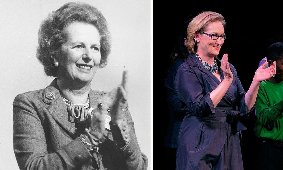 Margaret Thatcher: sola contro tutti, anche al cinema