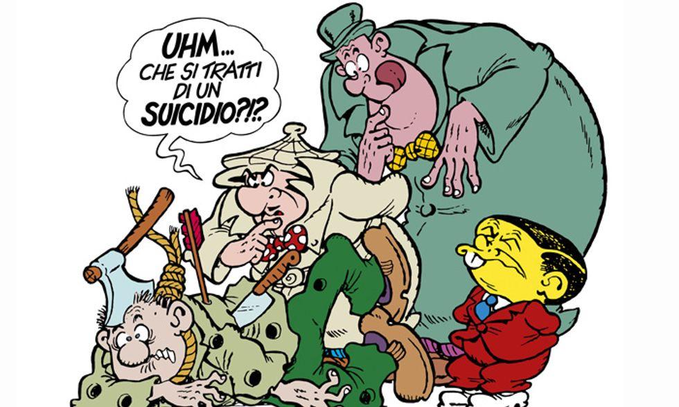 'Nick Carter: 40 anni sulla scena del crimine': un pezzo di storia del fumetto italiano in TV, e su carta