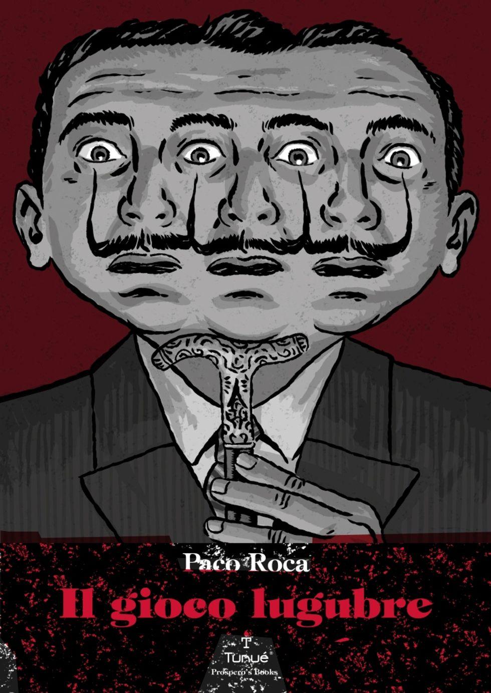 Fumetti: Salvador Dalì proibito