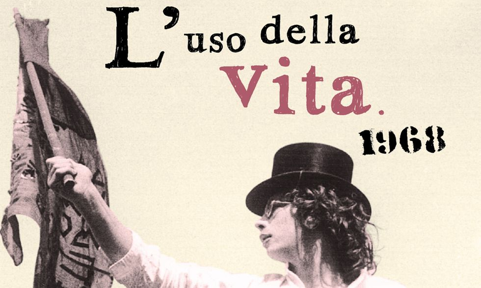 """Romano Luperini, """"L'uso della vita - 1968"""""""
