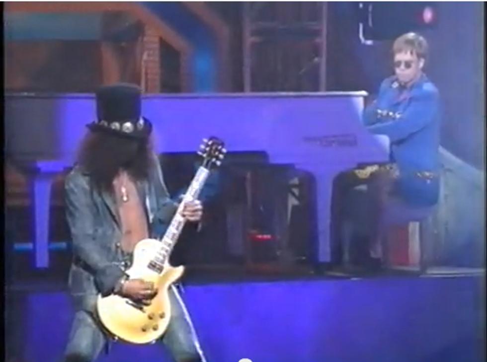 Il video cult - Elton John & Guns and Roses: November rain