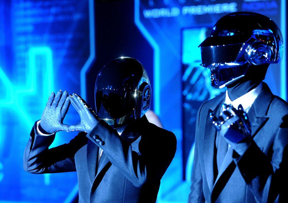 Daft Punk: esce Get Lucky, il miglior singolo del 2013