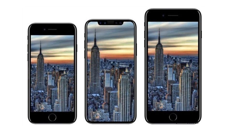 iPhone 8 Plus X