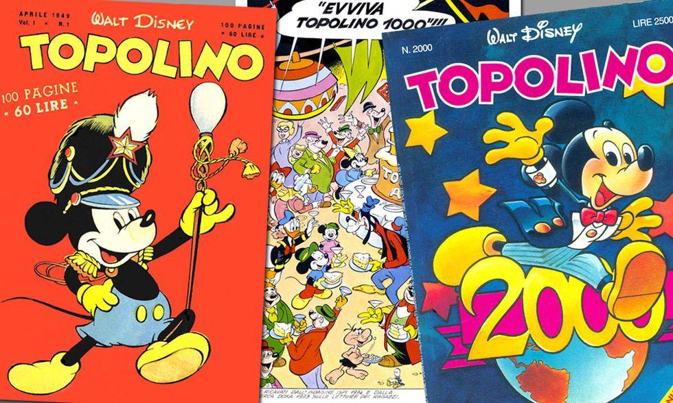 """""""Magica Disney - 3000 volte Topolino"""": buon compleanno Mickey"""