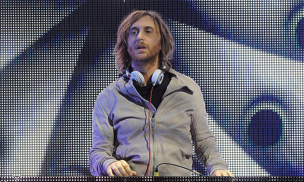 """David Guetta: 1 milione di persone per """"This one's for you!"""""""