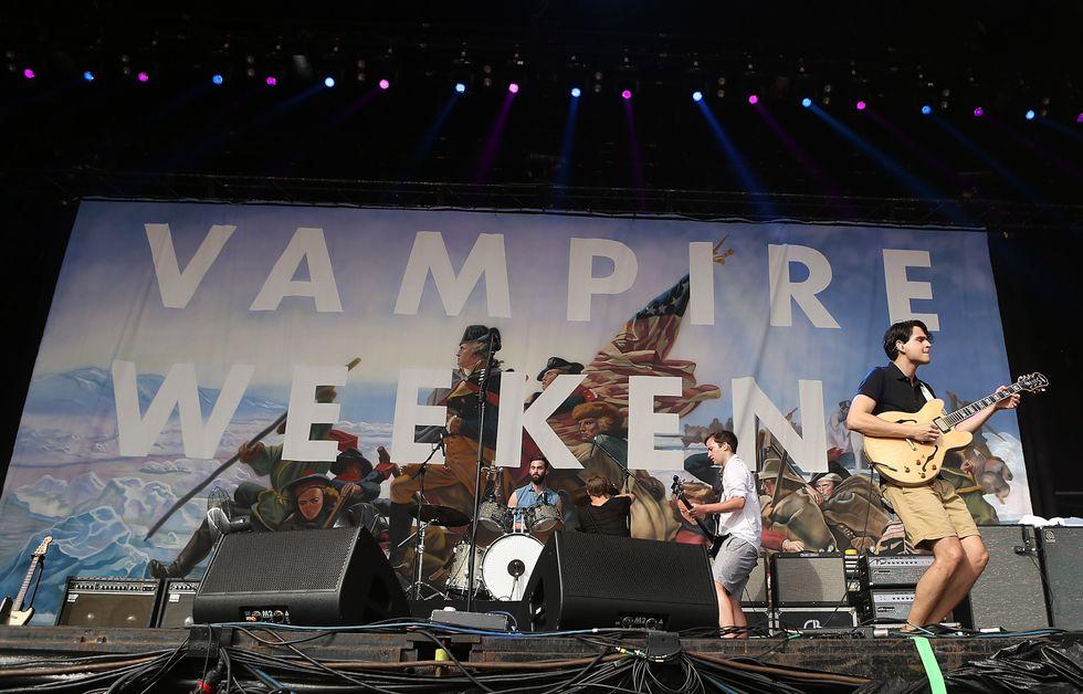 Vampire Weekend: l'alternativa pop di questa estate