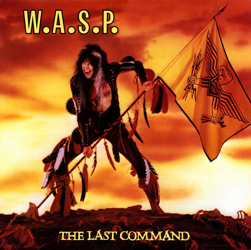 Ricette rock: carpaccio alla Wasp