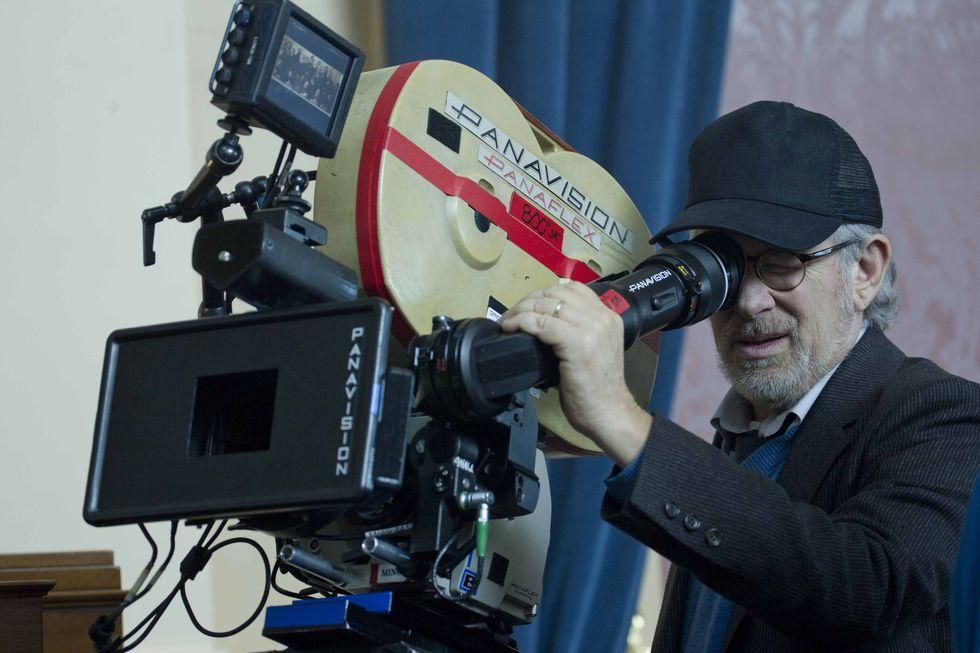Steven Spielberg, intervista esclusiva al regista