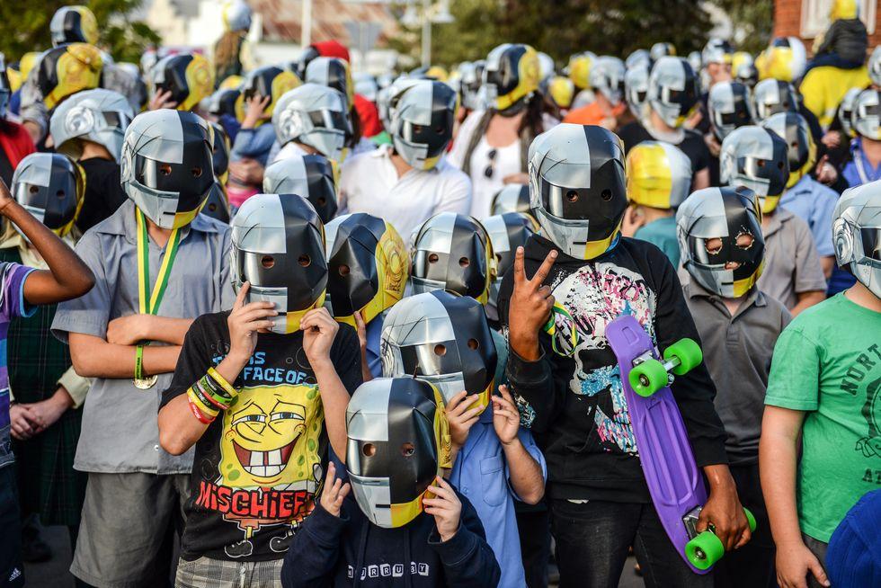 I Daft Punk nascosti (in tv e al cinema)