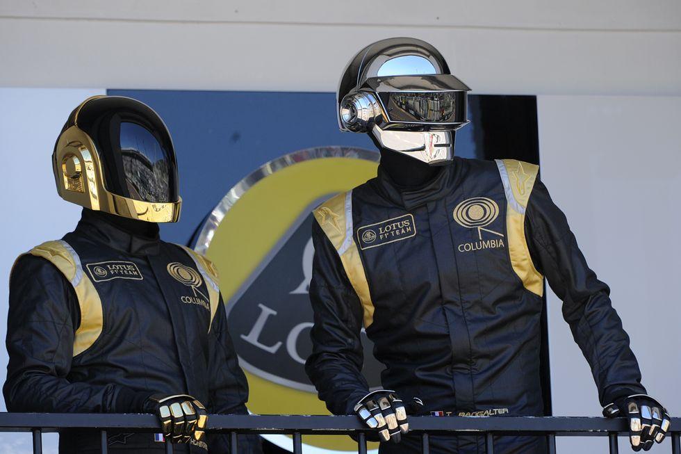 Daft Punk: la formula vincente