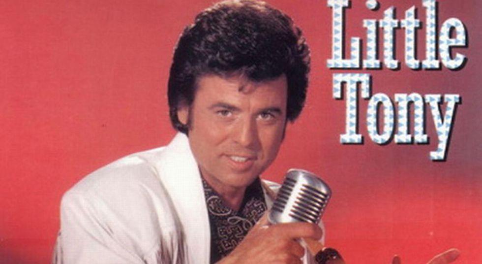 Little Tony: i video cult dell'Elvis italiano