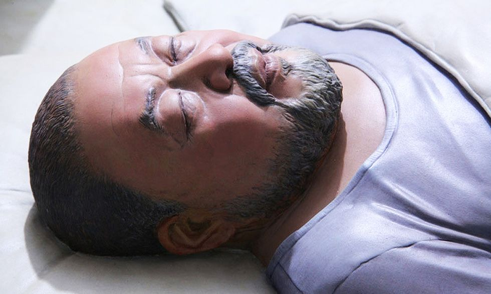 Biennale d'Arte di Venezia - La detenzione di Ai Weiwei diventa un'installazione