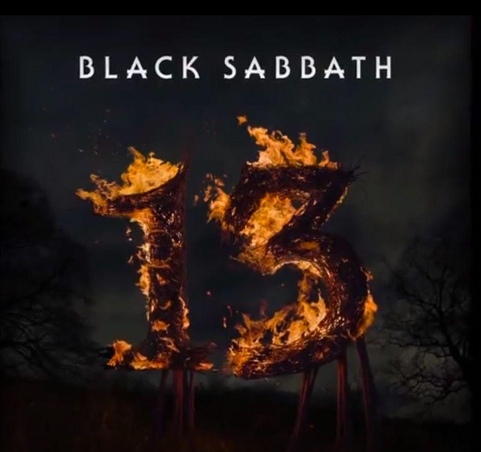 Black Sabbath: la recensione di 13
