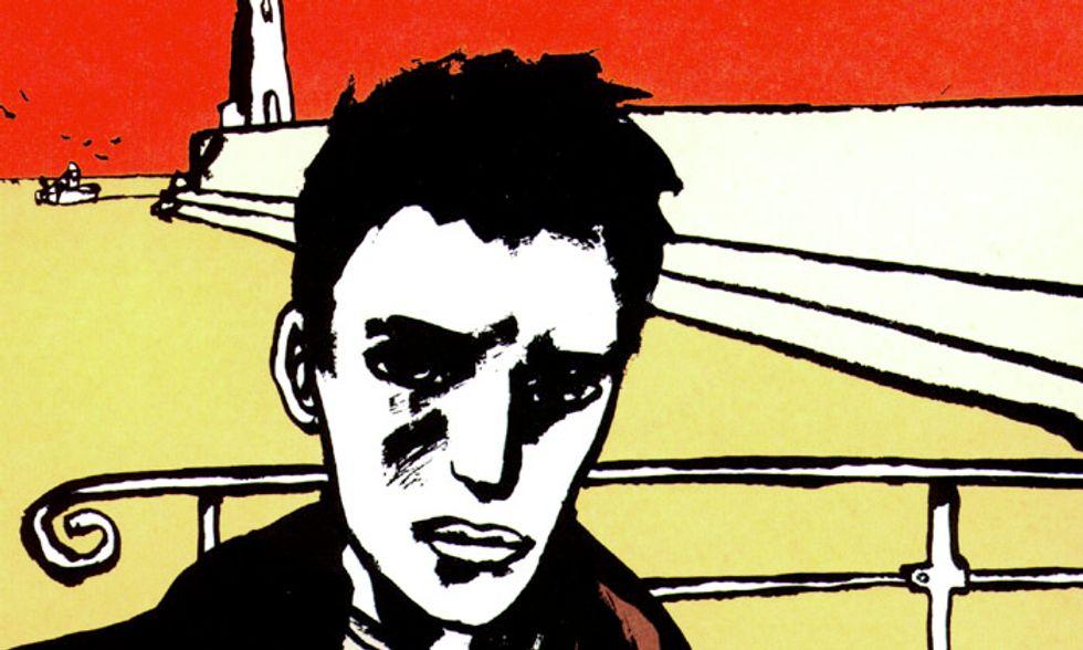 "Fumetti: ""Insalata nizzarda"" di Edmond Baudoin"