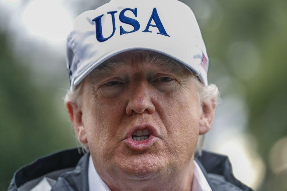 US President Donald J. Trump travels to Florida