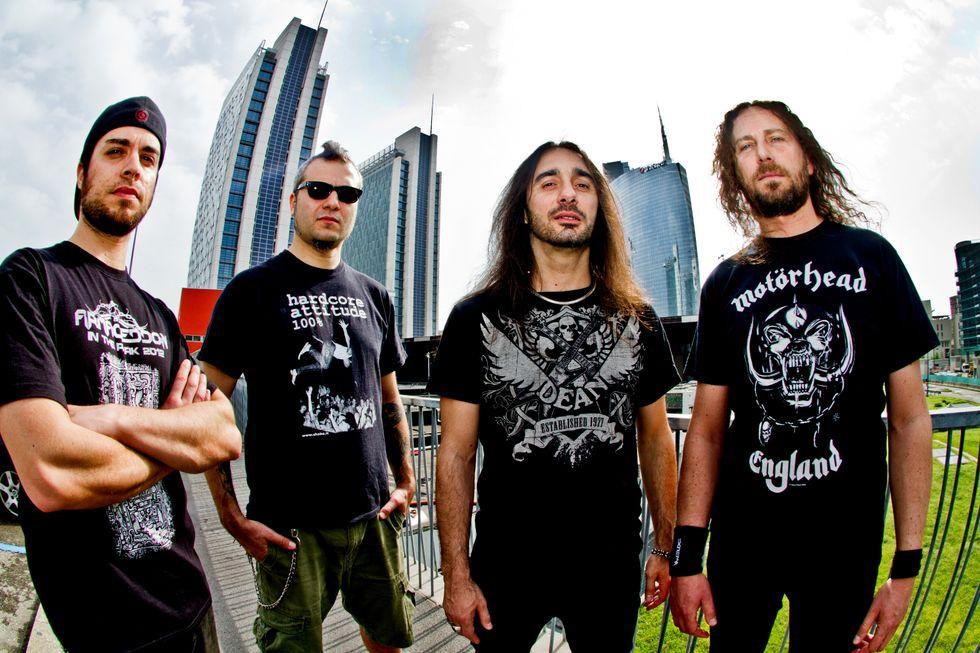 Extrema: la recensione di The Seed Of Foolishness - Live a Milano il 25 giugno