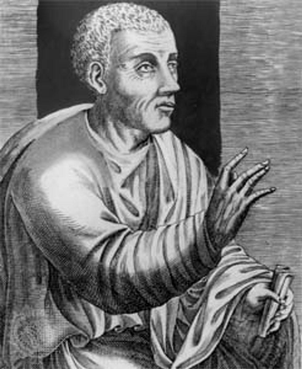 Maturità, Quintiliano, ''Omero maestro di eloquenza'' e le altre opere