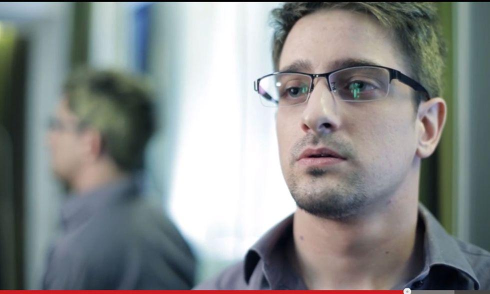 Verax, il cortometraggio su Edward Snowden