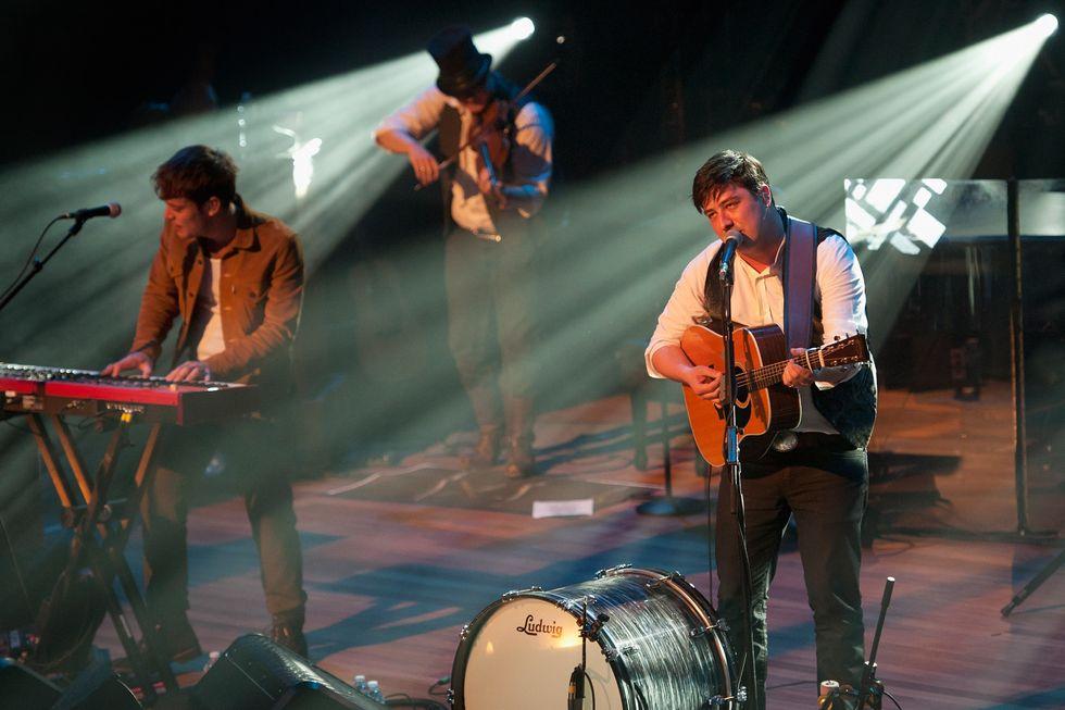 Mumford and Sons: la rivincita del folk rock - trionfo a Glastonbury