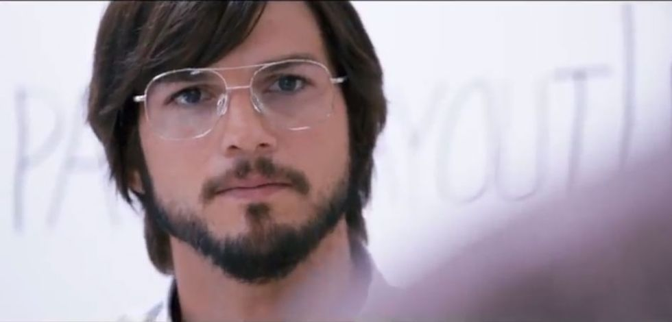 Jobs, il trailer del film con Ashton Kutcher