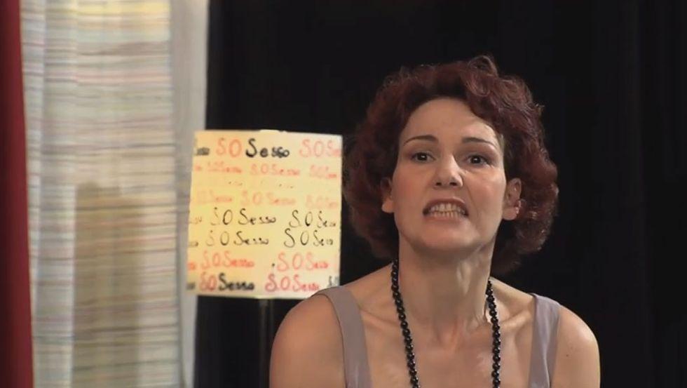 SOS Sesso, la web serie sui tabù erotici degli italiani
