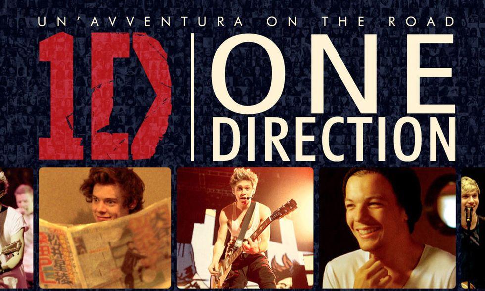 """""""One Direction: This Is Us"""", il trailer del film con l'anticipazione di """"Best Song Ever"""""""