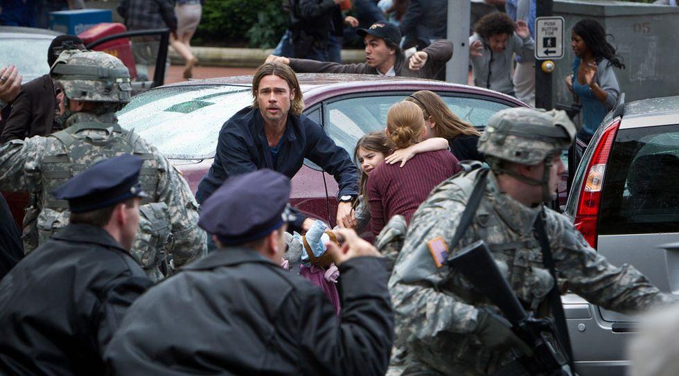 World War Z, il film con Brad Pitt: 5 cose da sapere