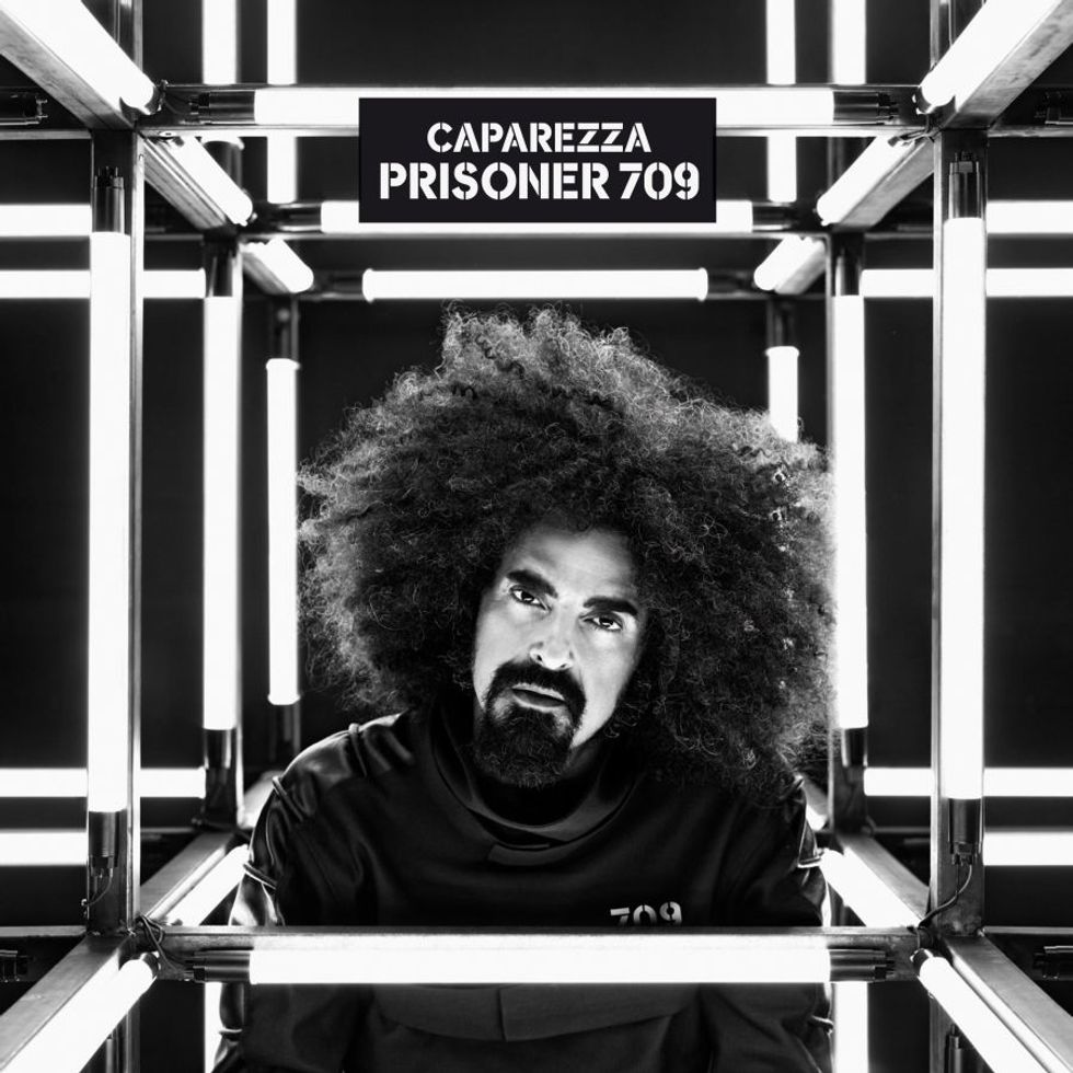 """Caparezza, Prisoner 709: """"Adesso canto le mie prigioni"""""""