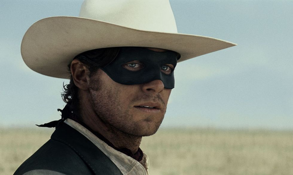 The Lone Ranger, intervista a Armie Hammer