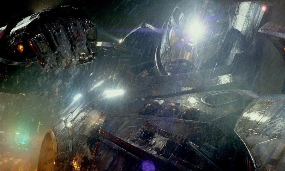 Pacific Rim, i robot mastodontici di Guillermo del Toro: 5 cose da sapere