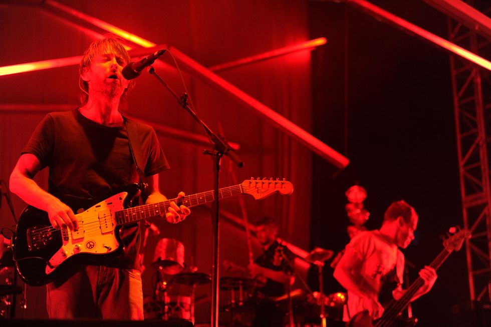 Atoms for Peace: il supergruppo di Thom Yorke e Flea arriva in Italia