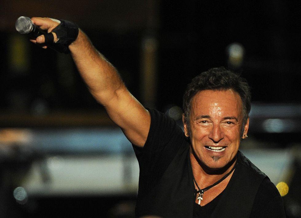 Bruce Springsteen al cinema il 22 luglio - video trailer