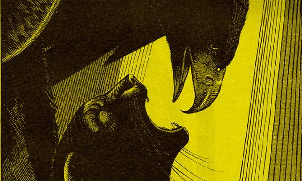 Fumetti: 'Gli occhi del gatto' di Jodorowsky e Moebius