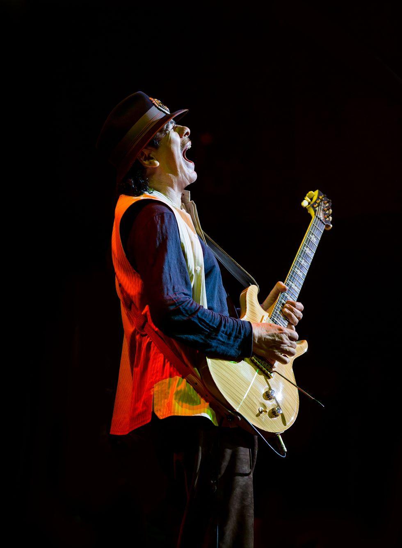 Santana: la (probabile) scaletta dei concerti italiani