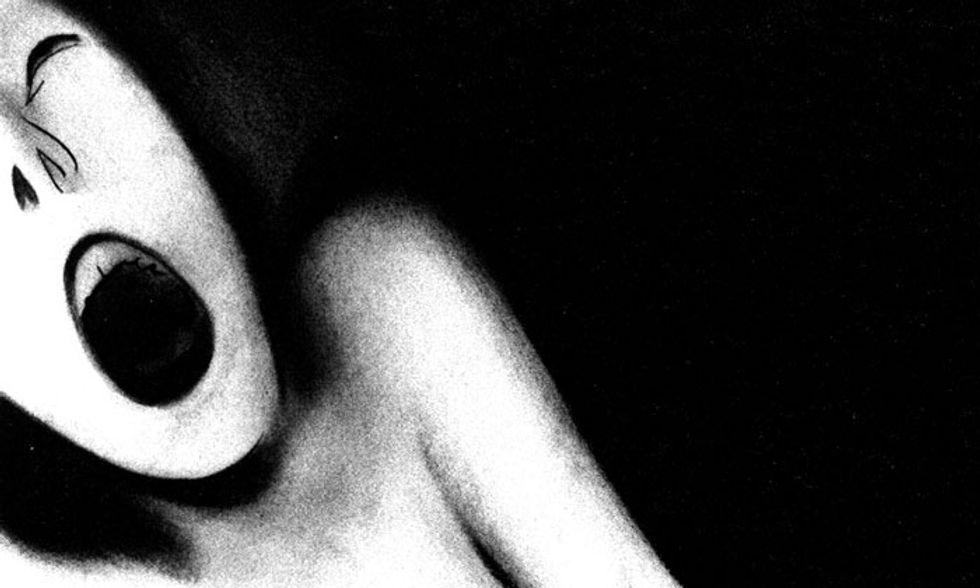"""""""L'intervista"""" di Manuele Fior, fantascienza emotiva a fumetti"""