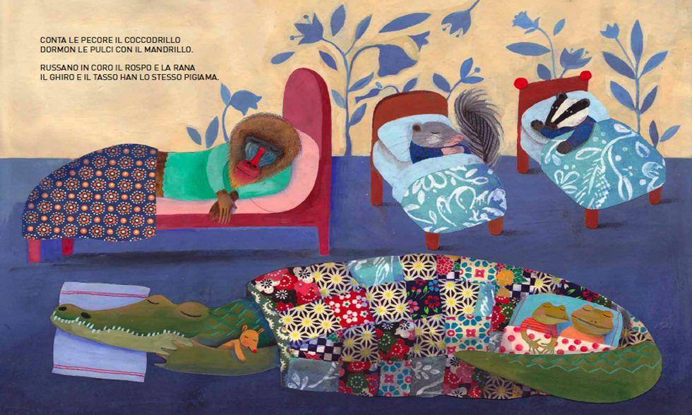 Di pisolini e ninnananne: due libri che fanno sognare