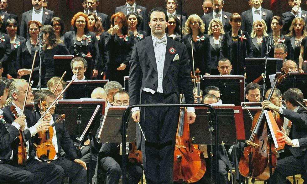 Alvise Casellati, l'avvocato che volle farsi direttore d'orchestra